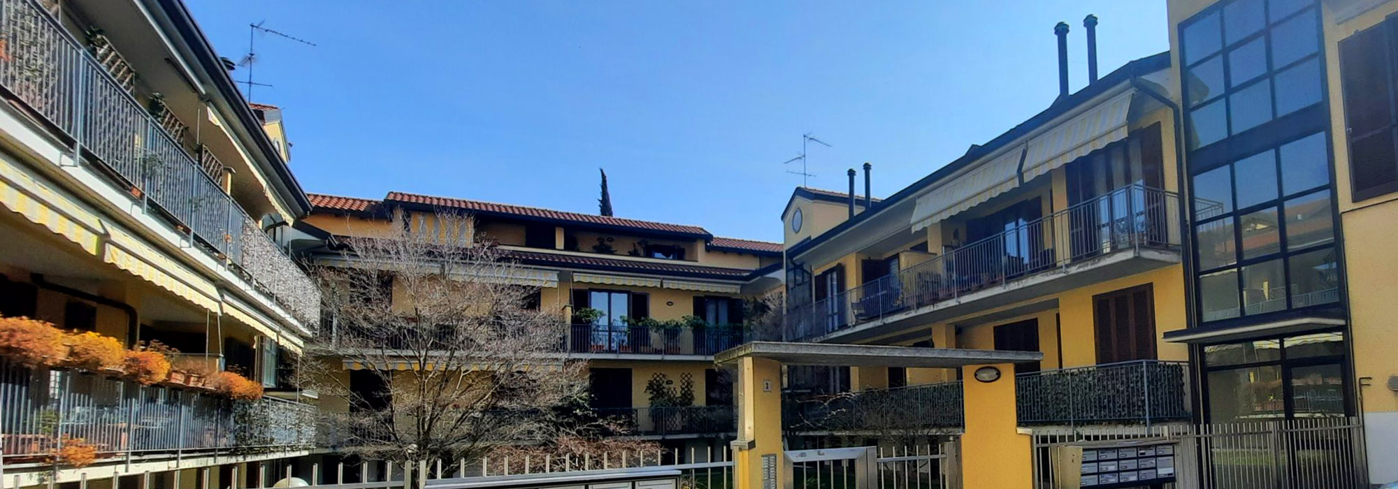 Appartamento duplex, Magnago