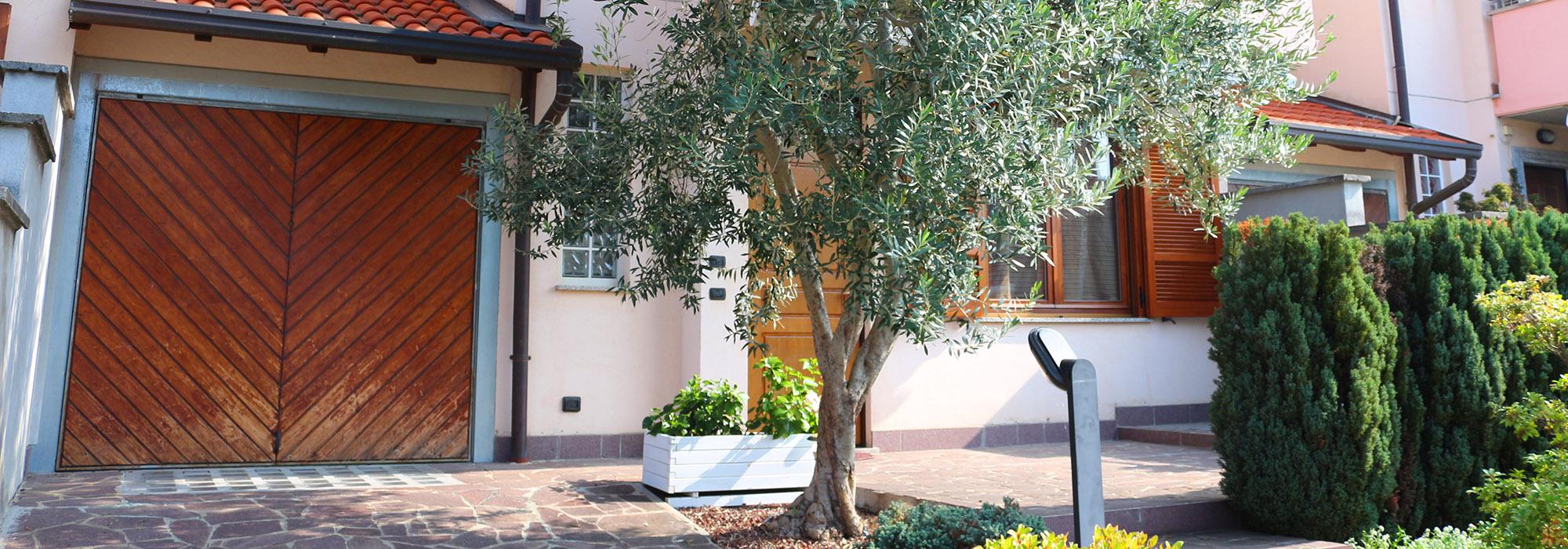 Villetta a schiera in vendita, Dairago