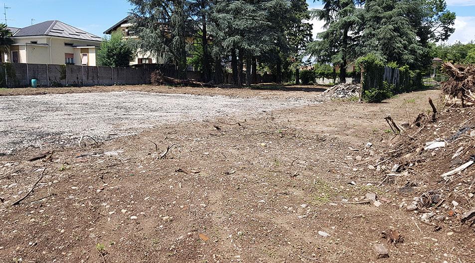 Terreno edificabile a Magnago