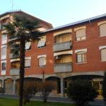 Trilocale con terrazzo in centro a Magnago