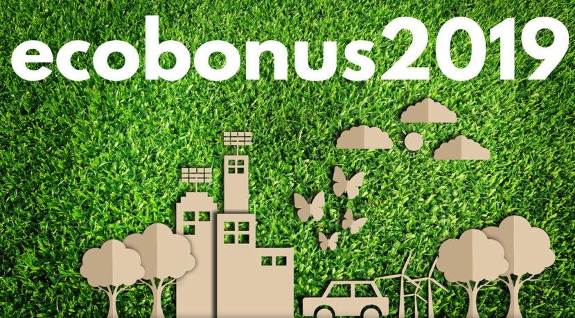ecobonus 2019 in pillole