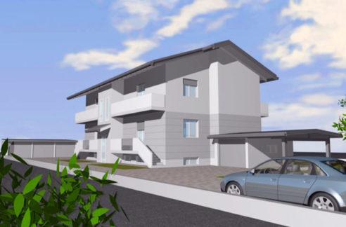 Trilocale di nuova costruzione a Magnago
