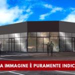 Nuova costruzione locale commerciale in affitto a Turbigo