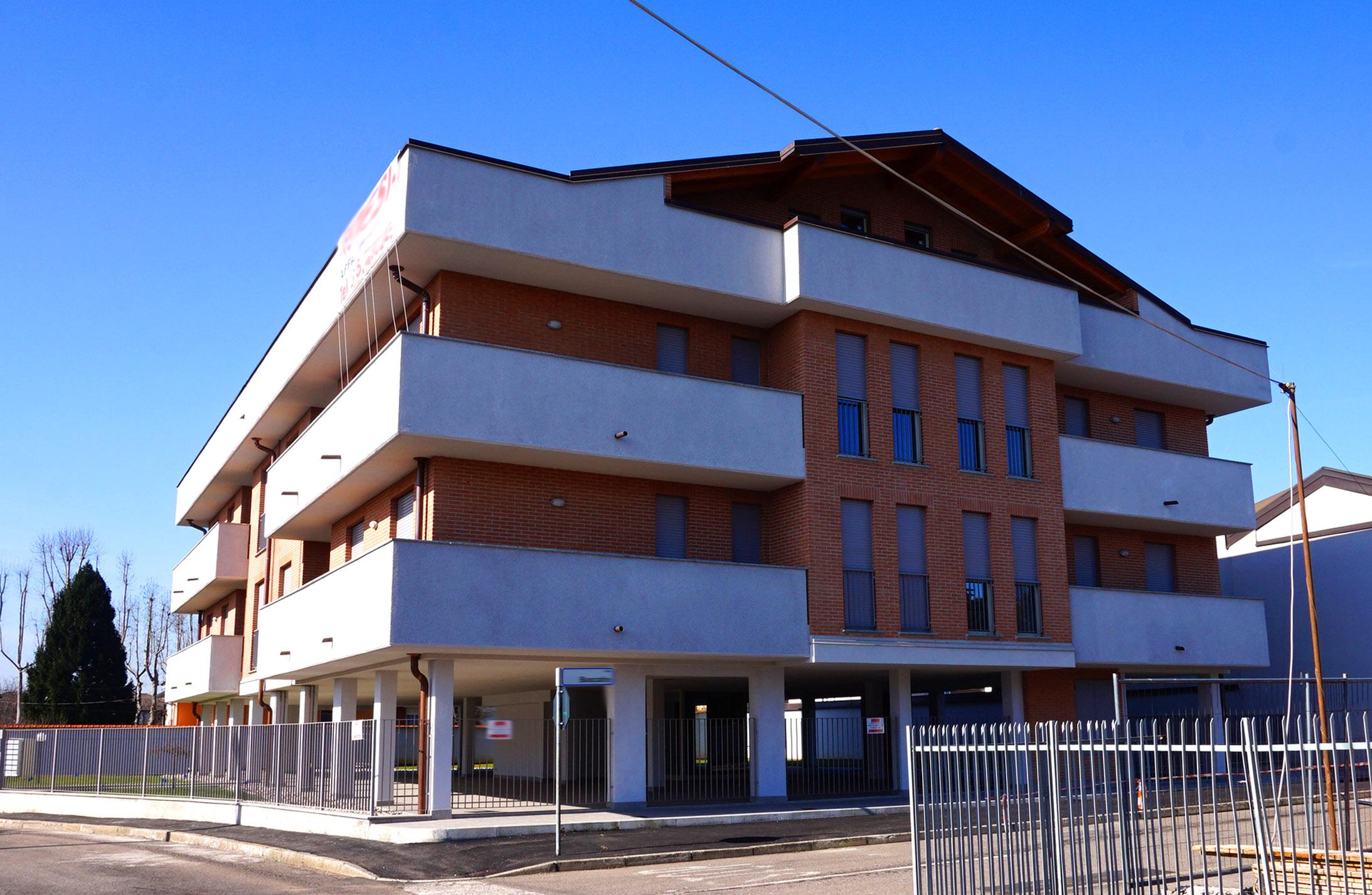 Appartamento di nuova costruzione a Busto Arsizio