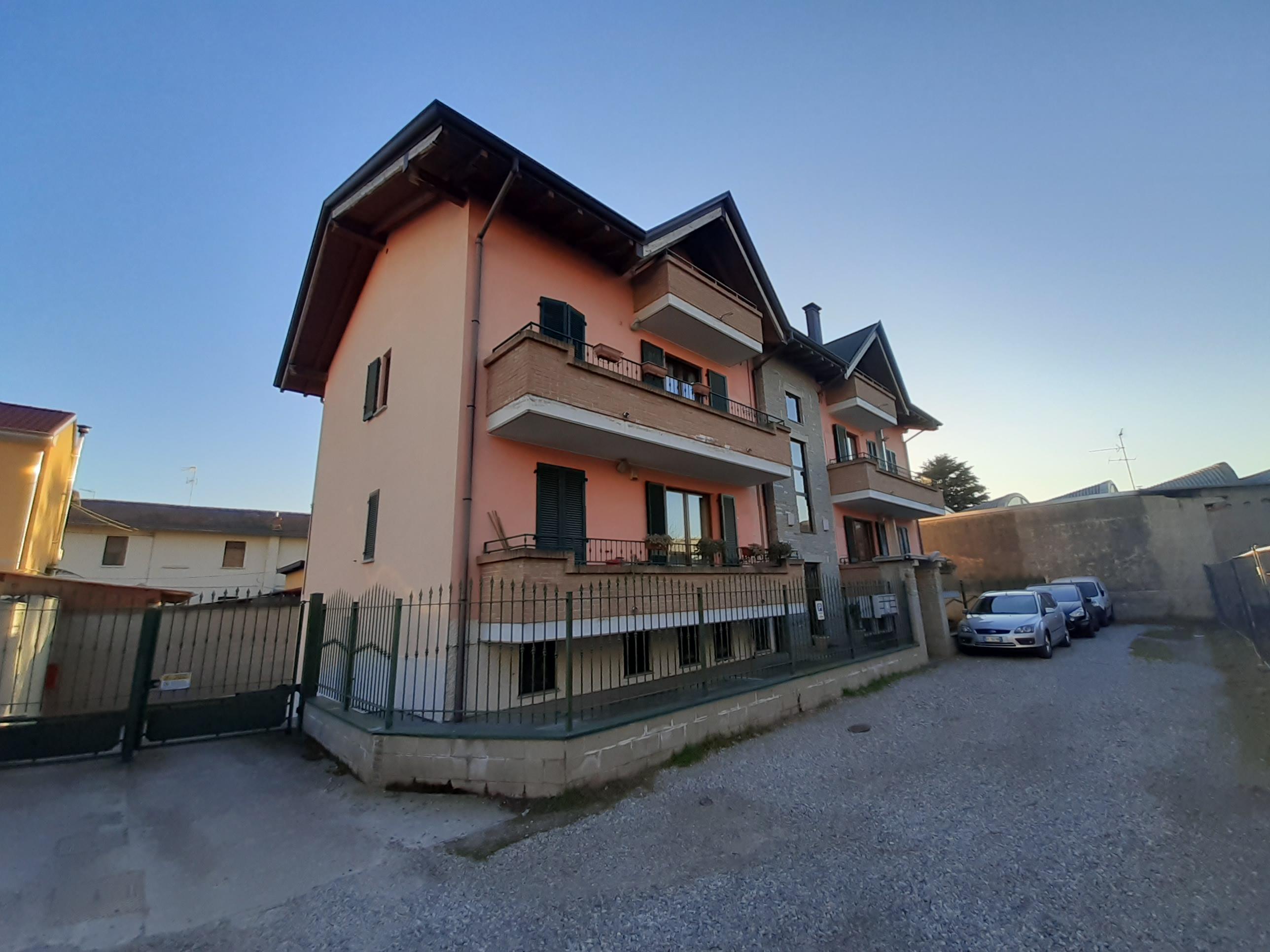 Appartamento bilocale in vendita a Magnago – Bienate