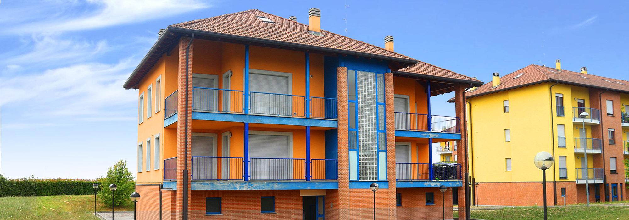 Appartamenti trilocali e duplex, Oleggio