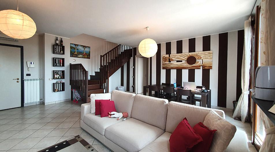 Appartamento duplex in vendita Arconate