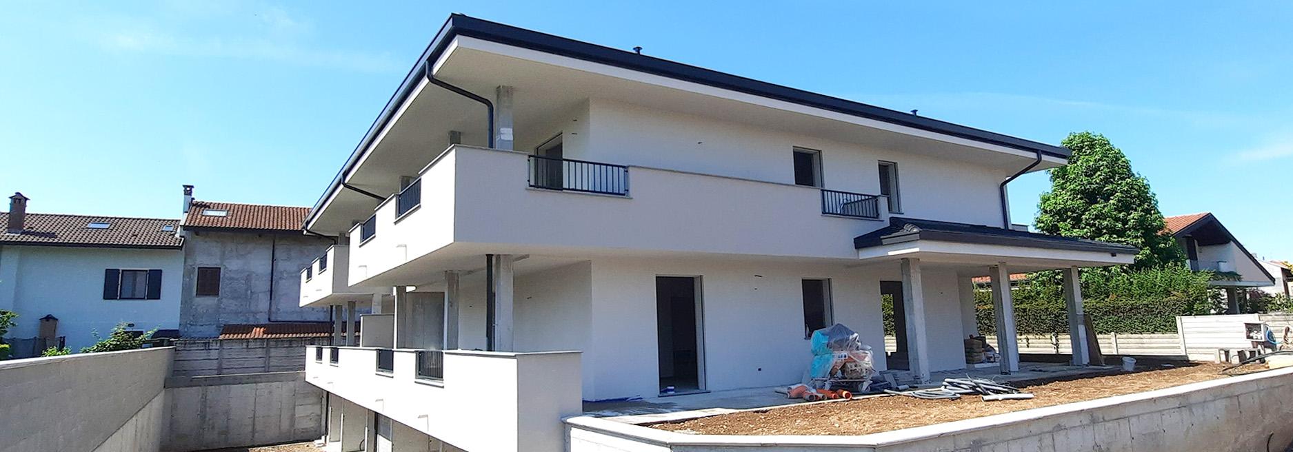 Nuova costruzione, Vanzaghello