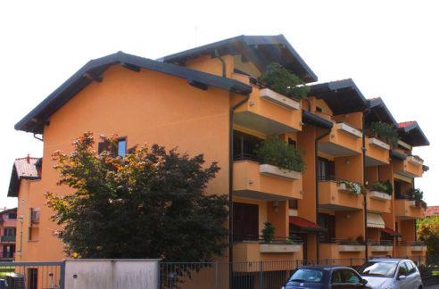 Appartamento su due livelli, Magnago