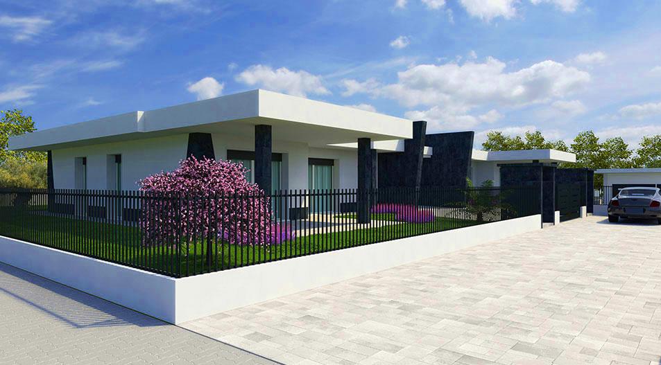 Villa di nuova costruzione a Magnago