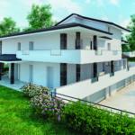 Residenza Oasi Verde appartamento duplex a Magnago