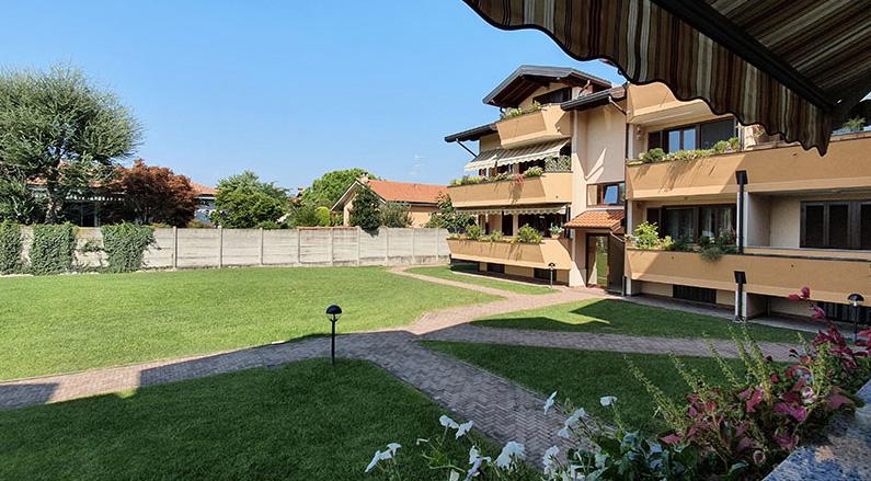 Appartamento bilocale in vendita a Vanzaghello