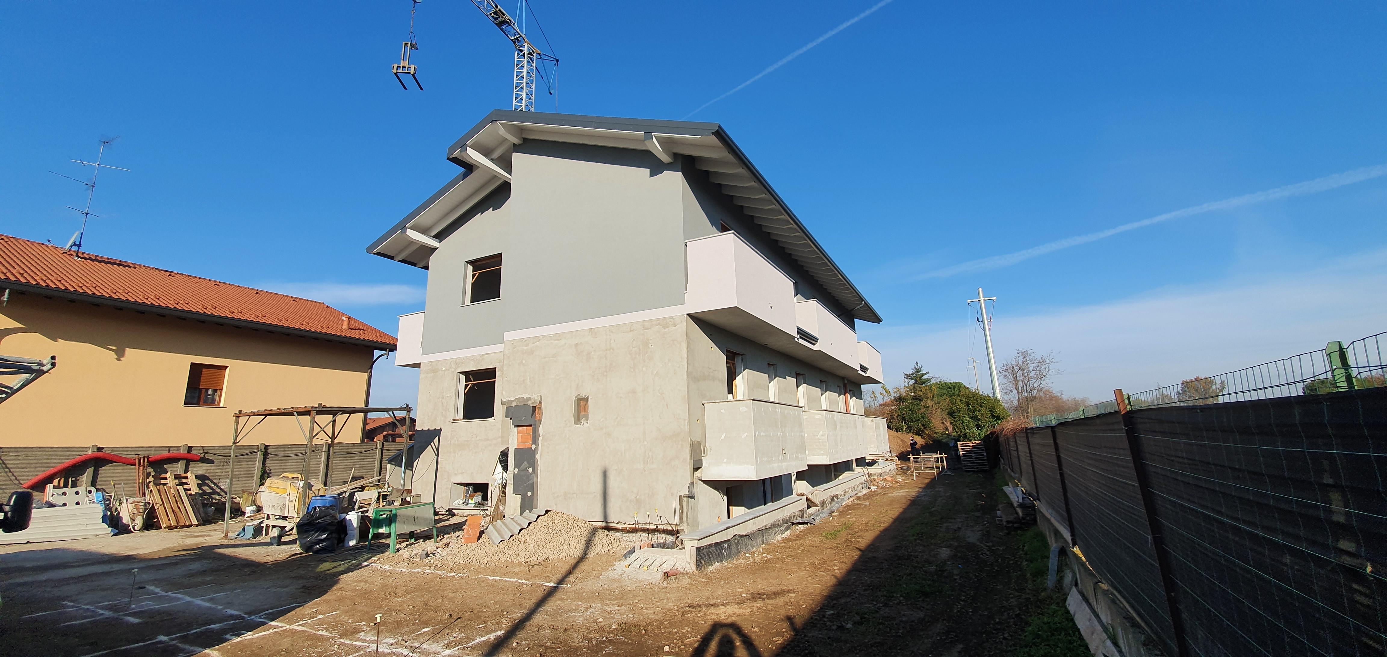 Trilocale in classe A3 di nuova costruzione a Magnago
