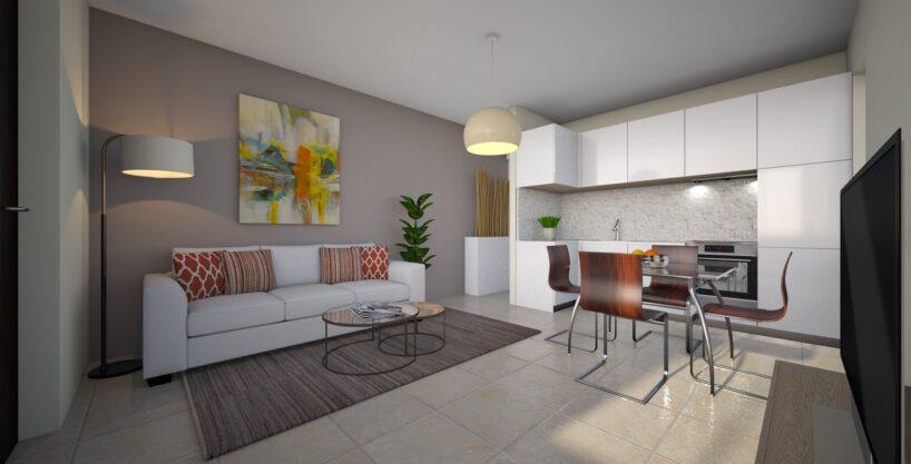 magnago appartamento porzione bifamiliare