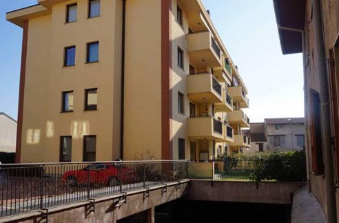 Appartamento trilocale a Busto Arsizio