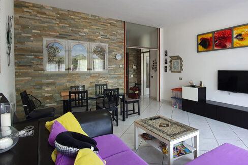 Luminoso appartamento in vendita a Buscate