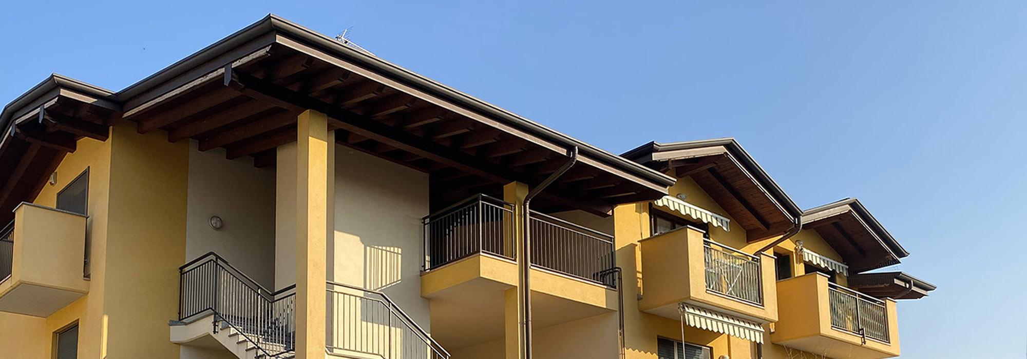 Appartamento in mansarda, Solbiate Olona