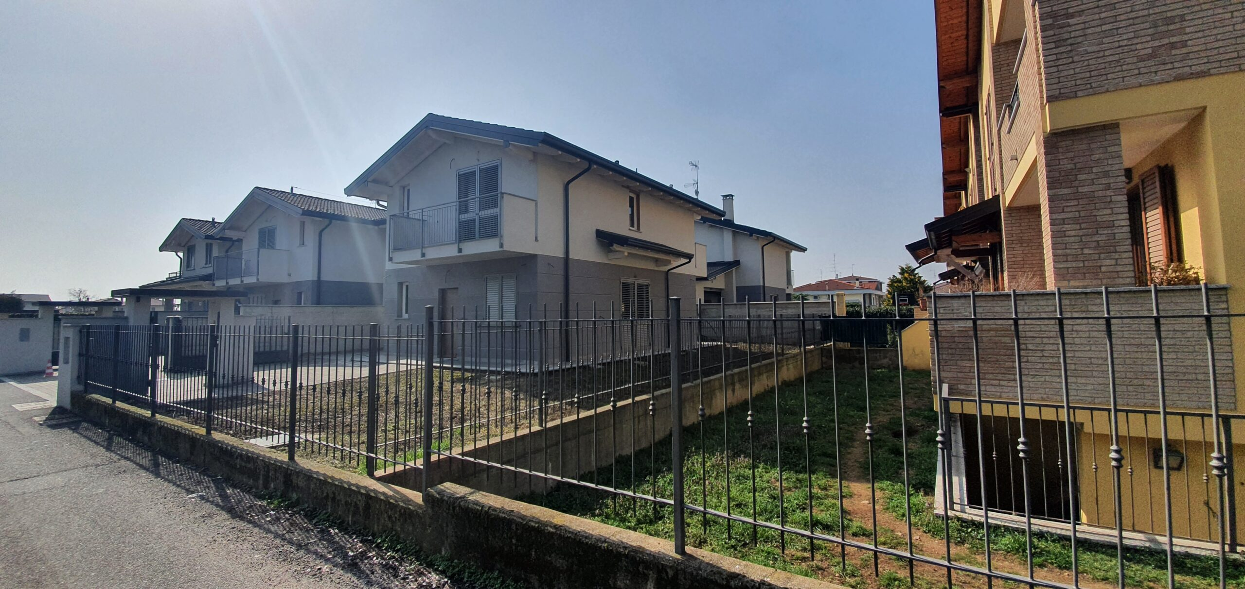 Villa centrale di nuova costruzione a Dairago