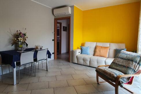 Appartamento con giardino in vendita a Dairago