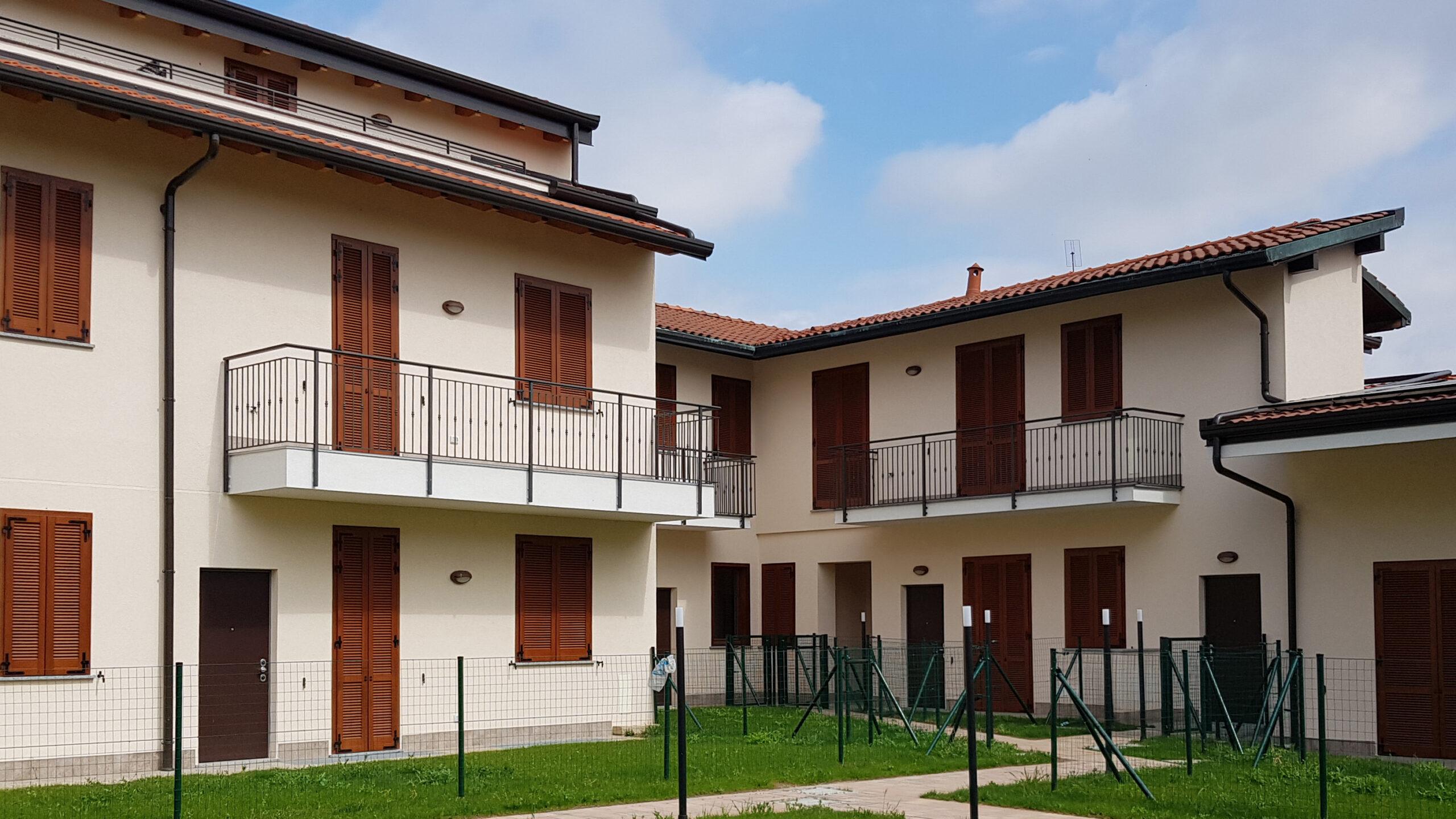 Appartamenti in vendita, classe A, Robecchetto con Induno
