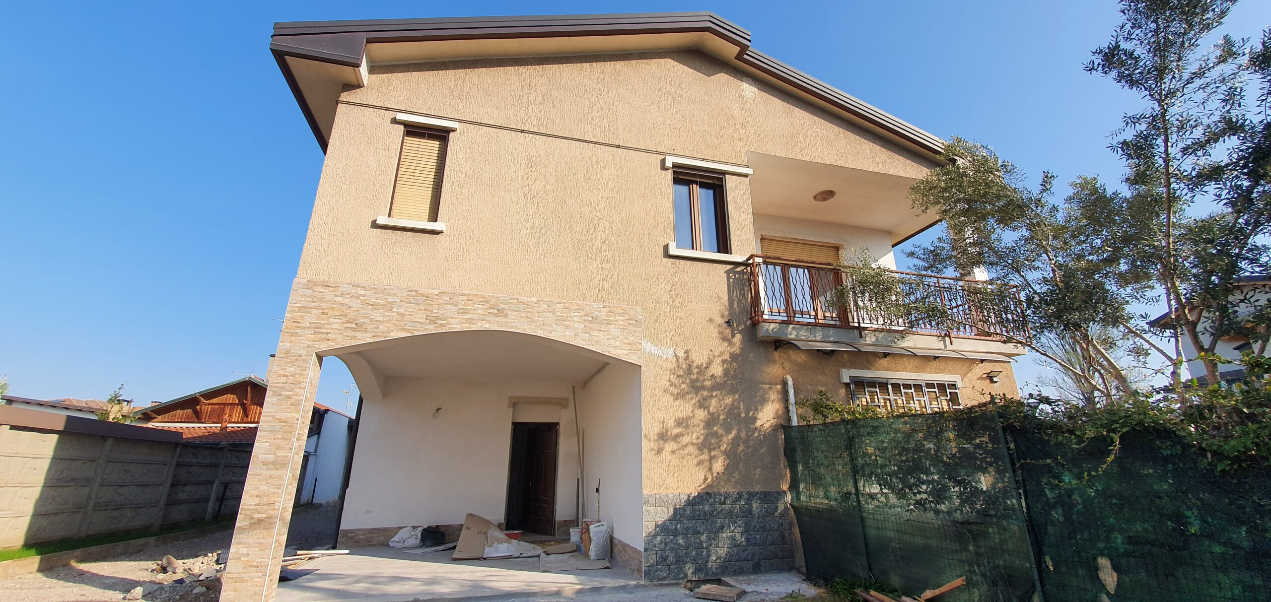Appartamento in villa in vendita a Dairago