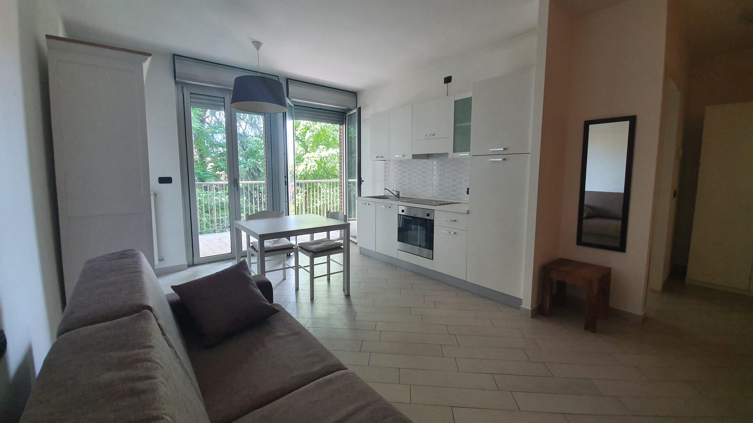 Monolocale con terrazzo in vendita a Legnano