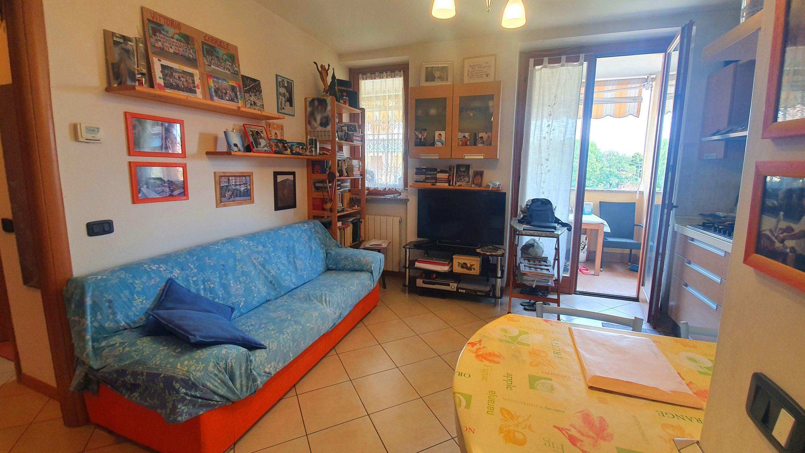 Appartamento bilocale in vendita a Busto Arsizio